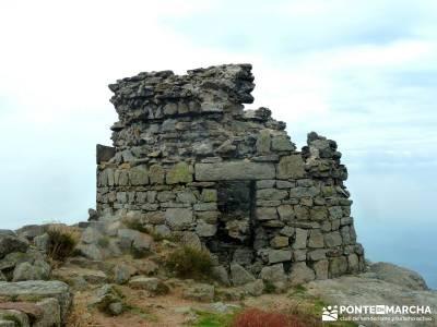 Castillo de Viriato-Sierra San Vicente - El Piélago;parque natural de la sierra calderona parque na